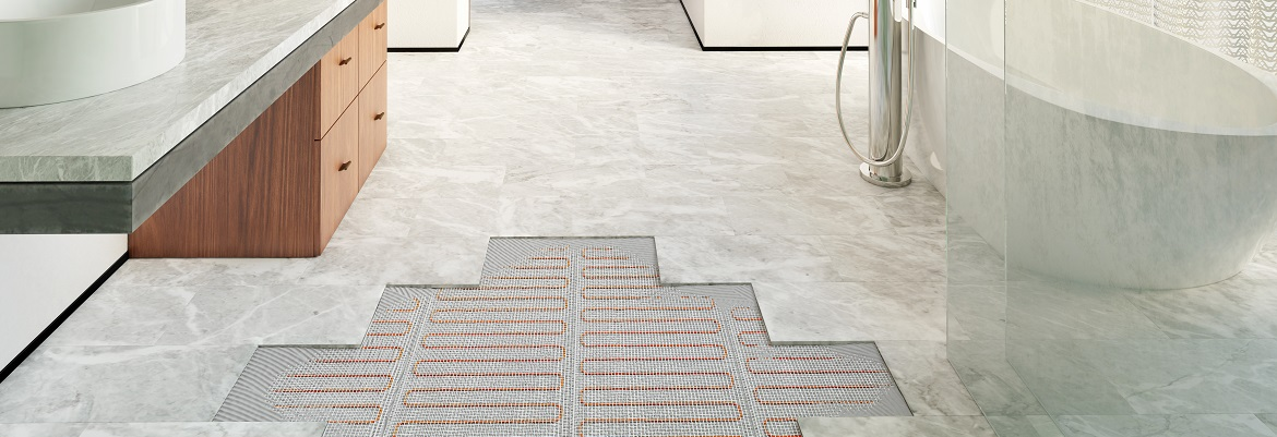 Enjoy the luxury of a warm tiled bathroom floor & Tiles Marble \u0026 Stone - ARC Thermal Products