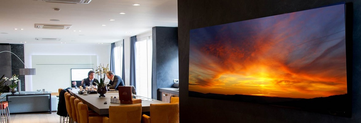 Design Your LAVA to create your own unique infrared heating panel