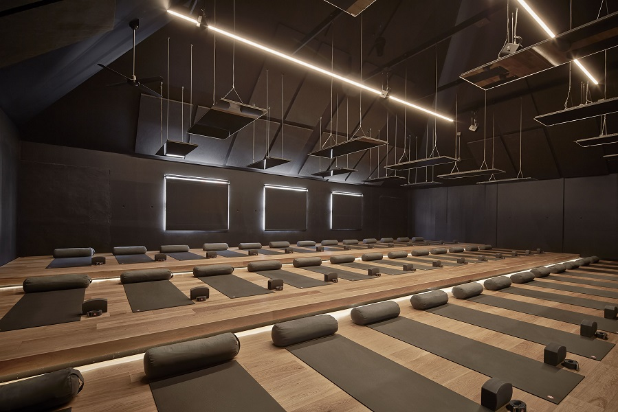 Hot Yoga Studio Heating Energy Efficient Heating Arc Thermal Products