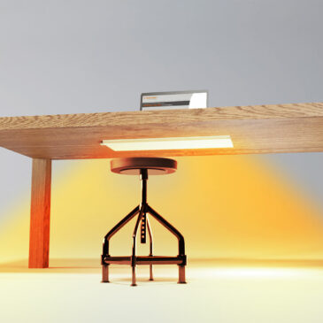 New desk heater enables 2-3°C reduction in ambient temperature of offices
