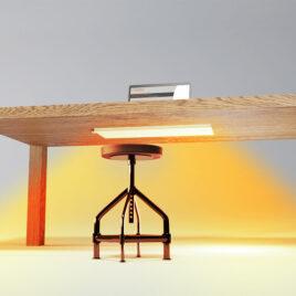 Lava Desk Infrared Heater